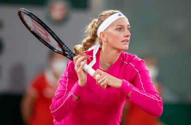 French Open: Petra Kvitova defeats Oceane Dodin to make second round