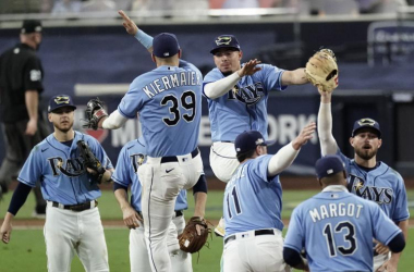 American League Championship Series: Rays edge Astros to take Game 1