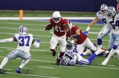 Arizona Cardinals route the Dallas Cowboys on Monday Night Football