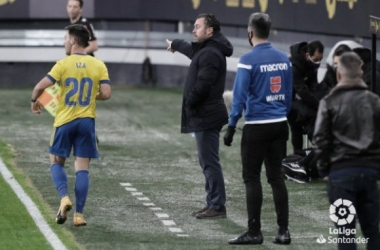 """Sergio González: """"Nos ha pesado un poco la posición en la tabla"""""""
