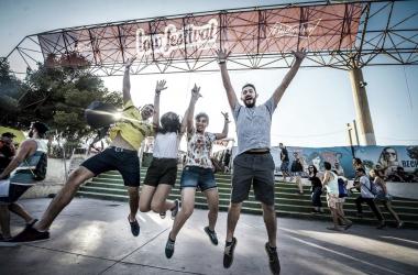 Las miles de personas que acuden al Low Festival disfrutarán de tres jornadas de la mejor música internacional | Foto: Low Festival
