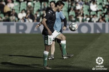 Canales y Álex Moreno, en el once ideal de la jornada 14 de Maldini