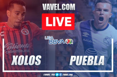 Goals and Highlights:Xolos Tijuana 0-1 Puebla, 2020 Liga MX