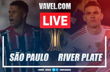 Gols e melhores momentos para São Paulo 2x2 River Plate pela Copa Libertadores 2020