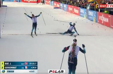 Biathlon Recap 6.4