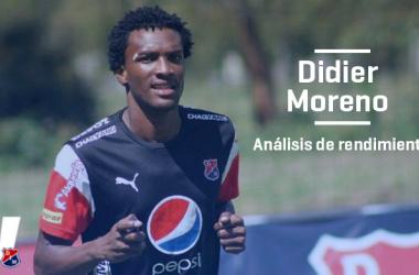 Análisis VAVEL, Independiente Medellín 2018-II: Didier Moreno