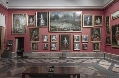 El retrete de Fernando VII en el Museo del Prado