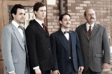 Algunos de los miembros del reparto. Foto (sin efecto): movpins.