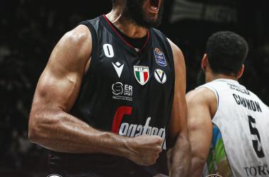 Supercoppa quarti: Brindisi-Milano e Venezia-Virtus le semifinali
