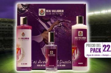 Imagen de la campaña. (Fotografía: www.realvalladolid.es