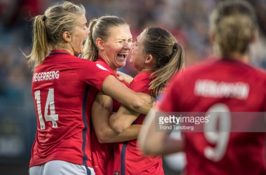 Norway 5-0 Israel - Euro 2017 Qualifying: Hosts finish qualifiers on a high