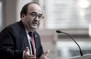 Miquel Iceta, líder del PSC //http://www.socialistes.cat