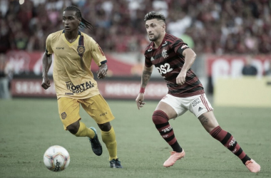 Gols e melhores momentos de Madureira 1 x 5 Flamengo pelo Campeonato Carioca