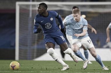 Gol e melhores momentos de Chelsea 0 x 1 Manchester City pela Premier League