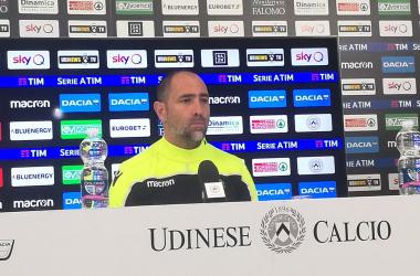 """Udinese - Tudor: """"Contro la SPAL è decisiva"""""""