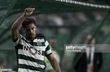 Adrien Silva: O regresso do capitão