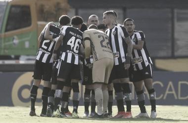Gols e melhores momentos de Londrina 2 x 2 Botafogo pela Série B