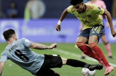 Colombia a semifinales