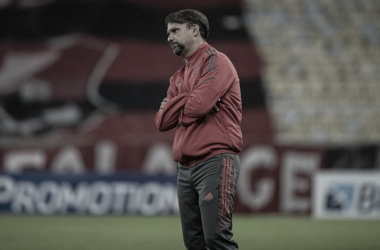 """Auxiliar, Maurício Souza acredita no sucesso de Renato Gaúcho: """"Vai fazer um grande trabalho"""""""