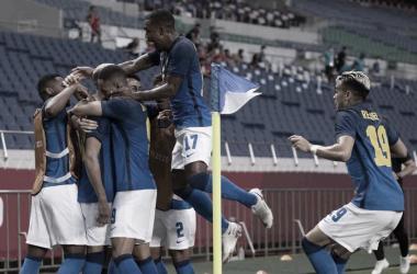 Gol e melhores momentos de Brasil 1 x 0 Egito pelas Olimpíadas de Tóquio
