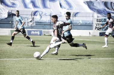 04/09/2021 Gimnasia de Jujuy 1-0 All Boys (FOTO: Prensa Gimnasia de Jujuy)