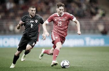 Rússia e Croácia empatam sem gols em jogo pouco movimentado
