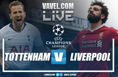 Resumen del Tottenham 0-2 Liverpool final de la UEFA Champions League