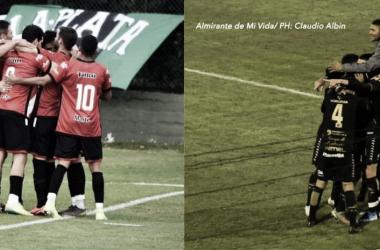 Ambos equipos tuvieron un buen resultado en la fecha 12: Deportivo Maipú le ganó a Chicago y Almirante Brown venció a Temperley.