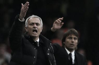 """Mourinho: """"Felicito al Chelsea, pero no se ha merecido ganar"""""""