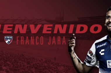 FC Dallas se refuerza con Franco Jara