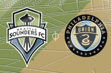 Previa Philadelphia Union-Seattle Sounders FC: ultimas oportunidades. // Imagen: MLSsoccer