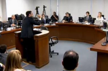 Julgamentos no Pleno do STJD