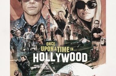 Cartel Erasé una vez... en Hollywood | Foto: Facebook oficial de la película