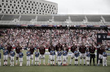 La Selección de Venezuela / Foto: Twitter oficialSelección de Venezuela