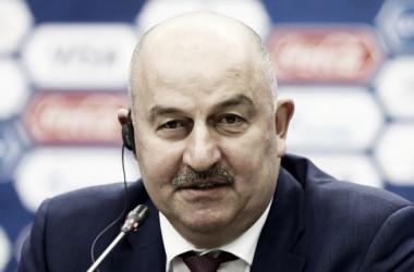 """Stanislav Cherchesov: """"Somos los out siders de la competición"""""""