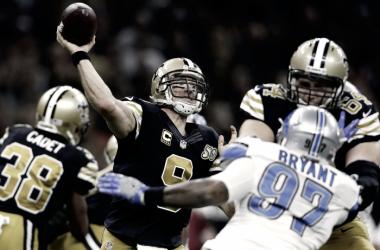 Una serie de errores dio un marcador tan abultado en Louisiana | Foto: NFL