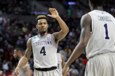 Georgetown's D'Vauntes Smith-Rivera Headed to the Draft
