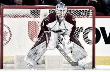 Avalanche pierde a Varlamov y Johnson