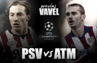 PSV - Atlético de Madrid: Champions League, la última esperanza rojiblanca