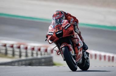 Francesco Bagnaia, Ducati Lenovo Team / Fuente: MotoGP