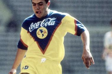El ídolo americanista jugó sus primeros minutos en 1º división ante León (Foto: Televisa deportes)