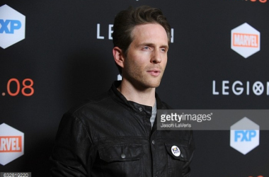 Glenn Howerton at the premiere of FX's Legion. (Photo: Jason LaVeris)