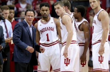Indiana Hoosiers Host Ohio State Buckeyes In Battle Of Big Ten Unbeatens