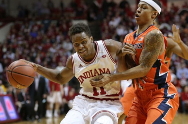 Indiana Hoosiers Keep Trending Up As They Travel To Face Illinois Fighting Illini