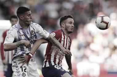 El Pucela, en busca de su 13º victoria ante el Atlético de Madrid