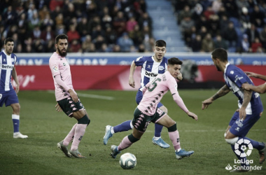 Álex Moreno, 'Jugador de Alta Velocidad' de la jornada 19