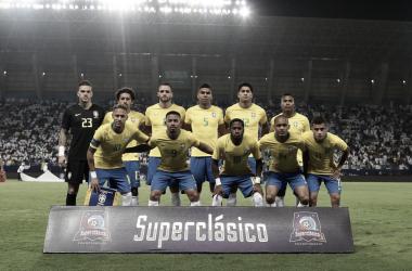 Divulgação/ CBF Futebol