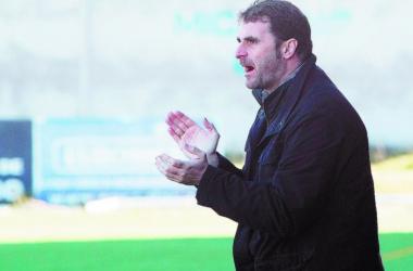 Diego Rojas, nuevo entrenador de la Arandina