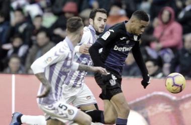 Real Valladolid 2-4 Leganés<div>Foto:LaLiga Santander</div>