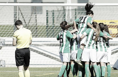 Dolorosa derrota del Betis Féminas